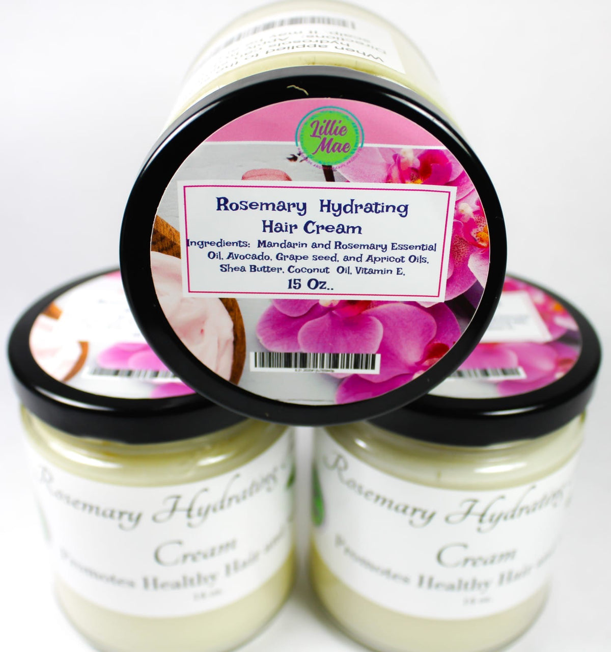 Rosemary Hydrating Hair Cream