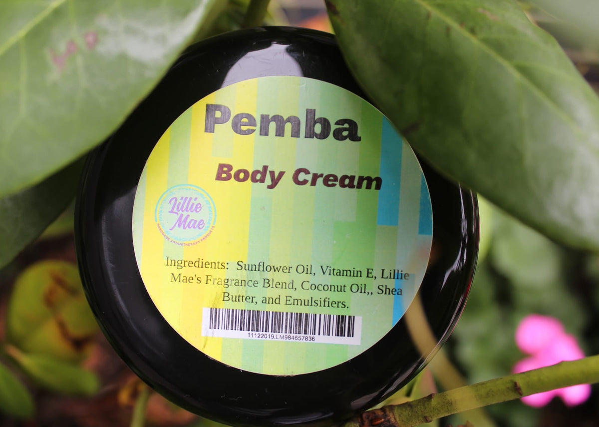 Pemba Body Cream