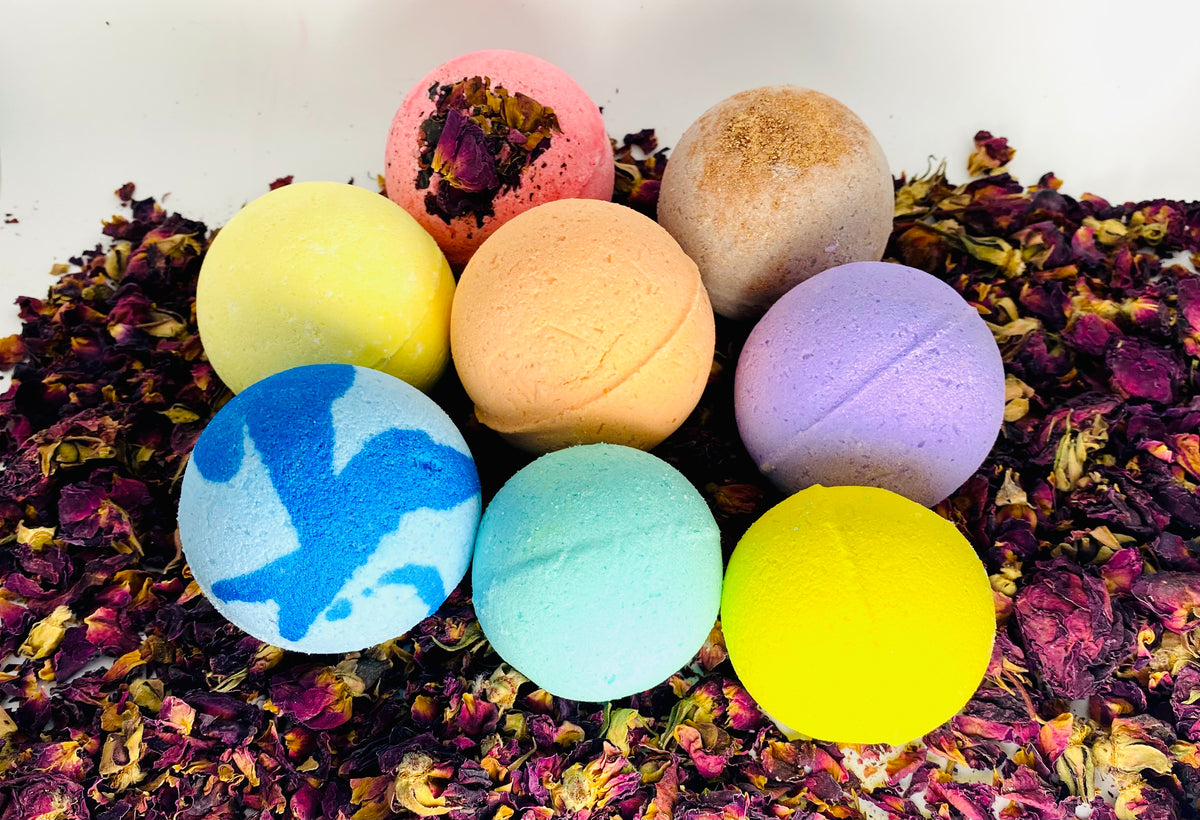Bath Bomb Collection