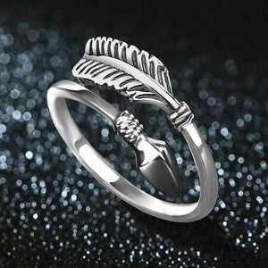 The Love Arrow Ring