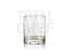 VASO DOBLE OLD FASHION PEDRADA345ML 24PZ