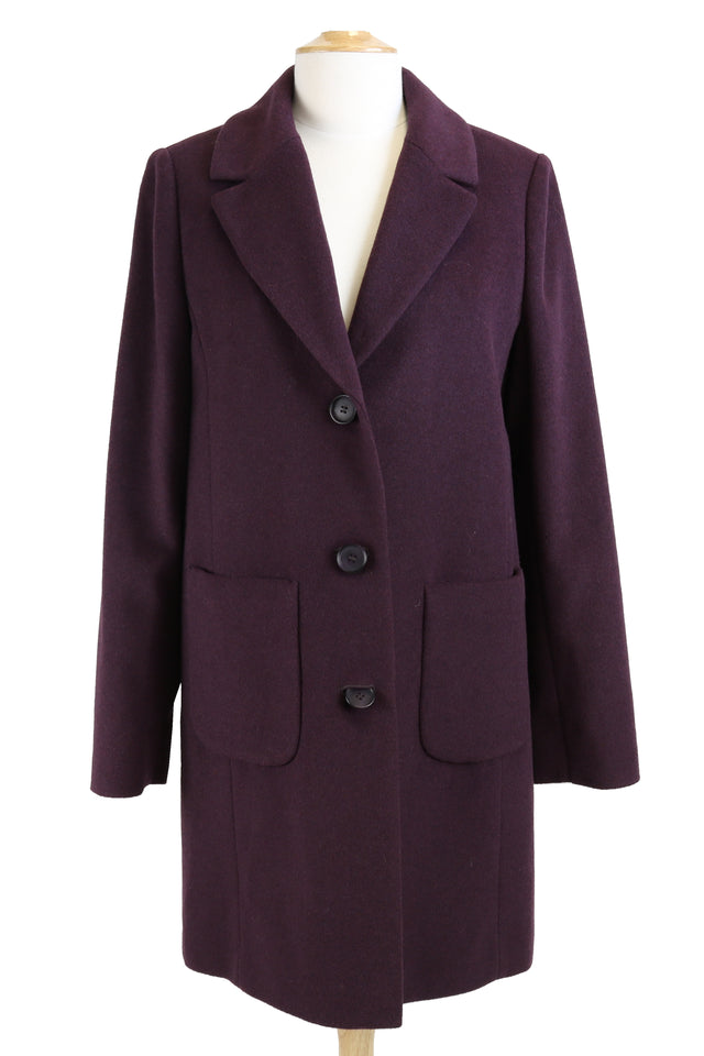 BETTY BARCLAY COAT SIZE 10 | EU 40