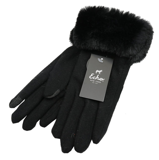 ECHO CASHMERE GLOVES