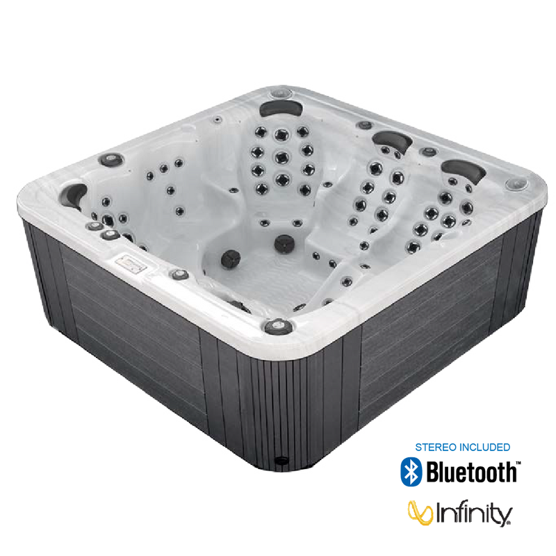 Hawaiian Breeze Hot Tub 886L