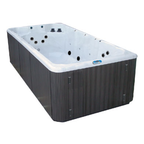 AquaEx Silver 14 Swim Spa by Dynasty Spas