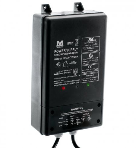 Milennia Hot Tub Stereo Power Supply
