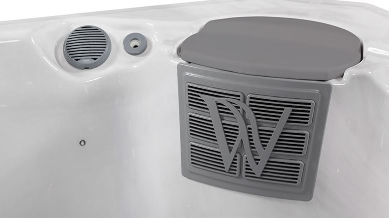Wellis Palermo Hot Tub