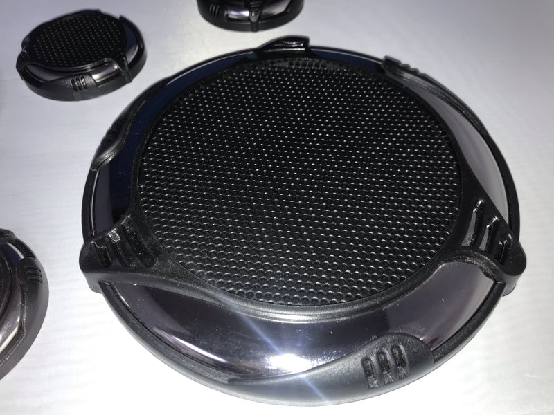 Dynasty Hot Tub Speaker Cover Grills (Stainless)