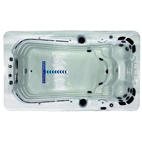 Swim Spa Pro Series 13' by Dynasty Spas