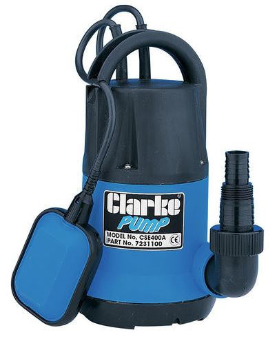 Clarke Submersible Water Pump