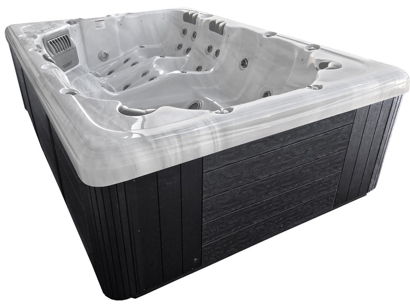 Party DXL Double Lounger Hot Tub