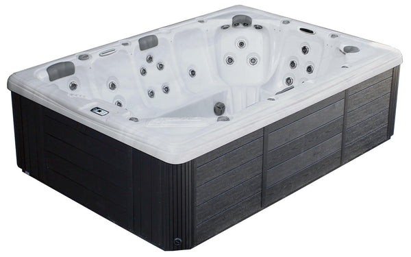 Party XL Single Lounger Hot Tub