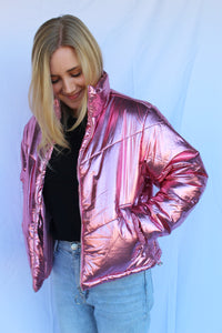 THE JACIE PUFFER JACKET