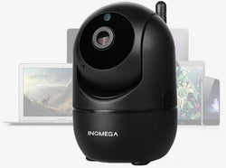 Camera de surveillance intelligence artificielle wifi 1080p Cloud IP wireless en temps réel
