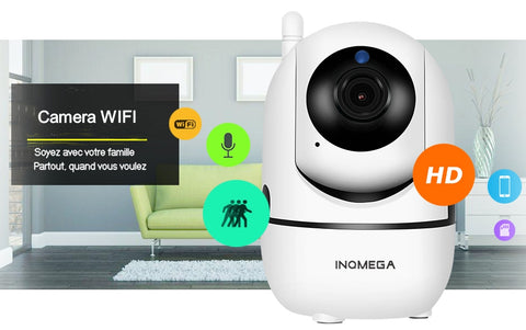 Camera surveillance ip wifi intelligence artificielle