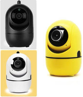 Camera de surveillance intelligence artificielle wifi 1080p Cloud IP - Bestendances