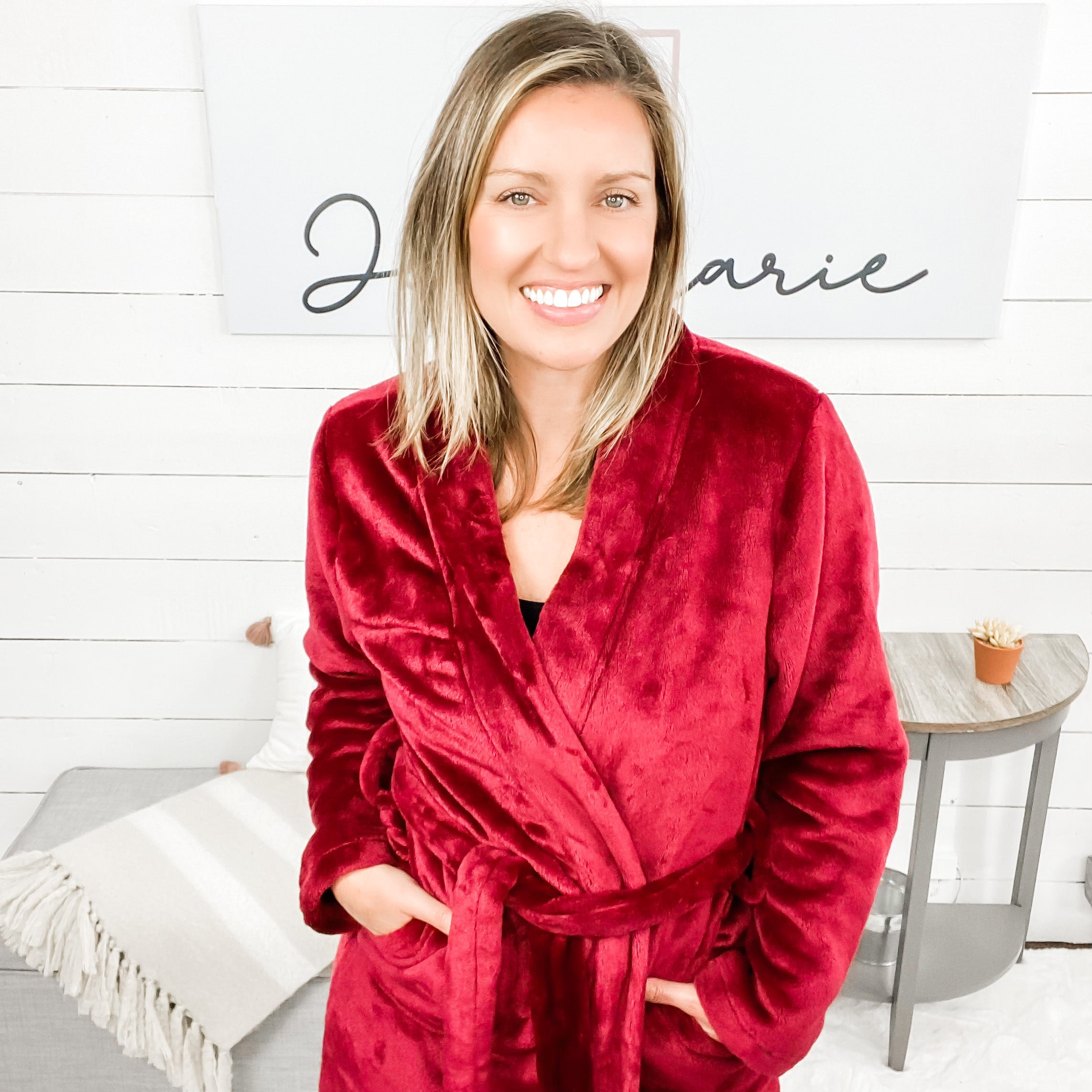 BLACK FRIDAY-Coziest Bathrobe Evah