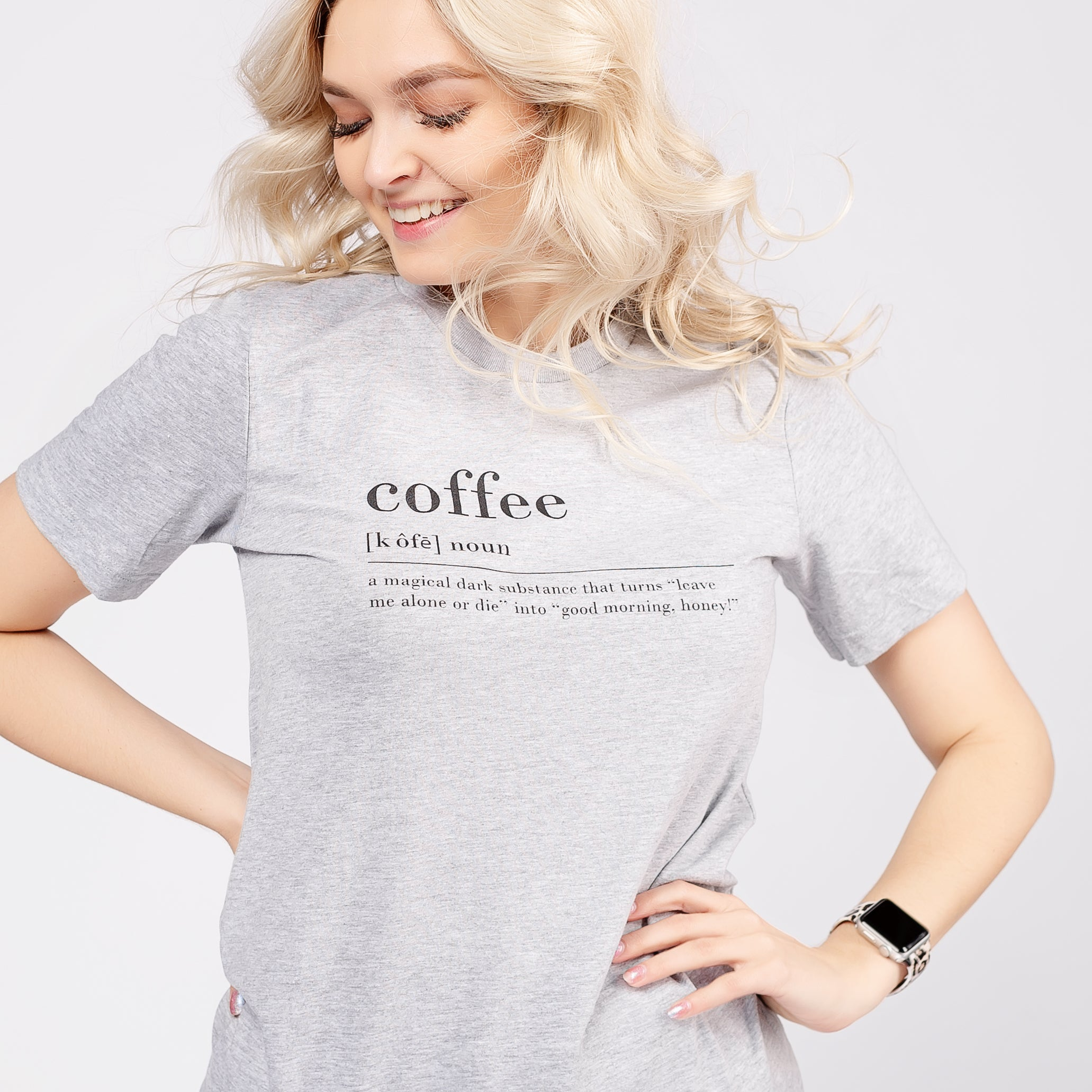 Coffee Definition Graphic Tee