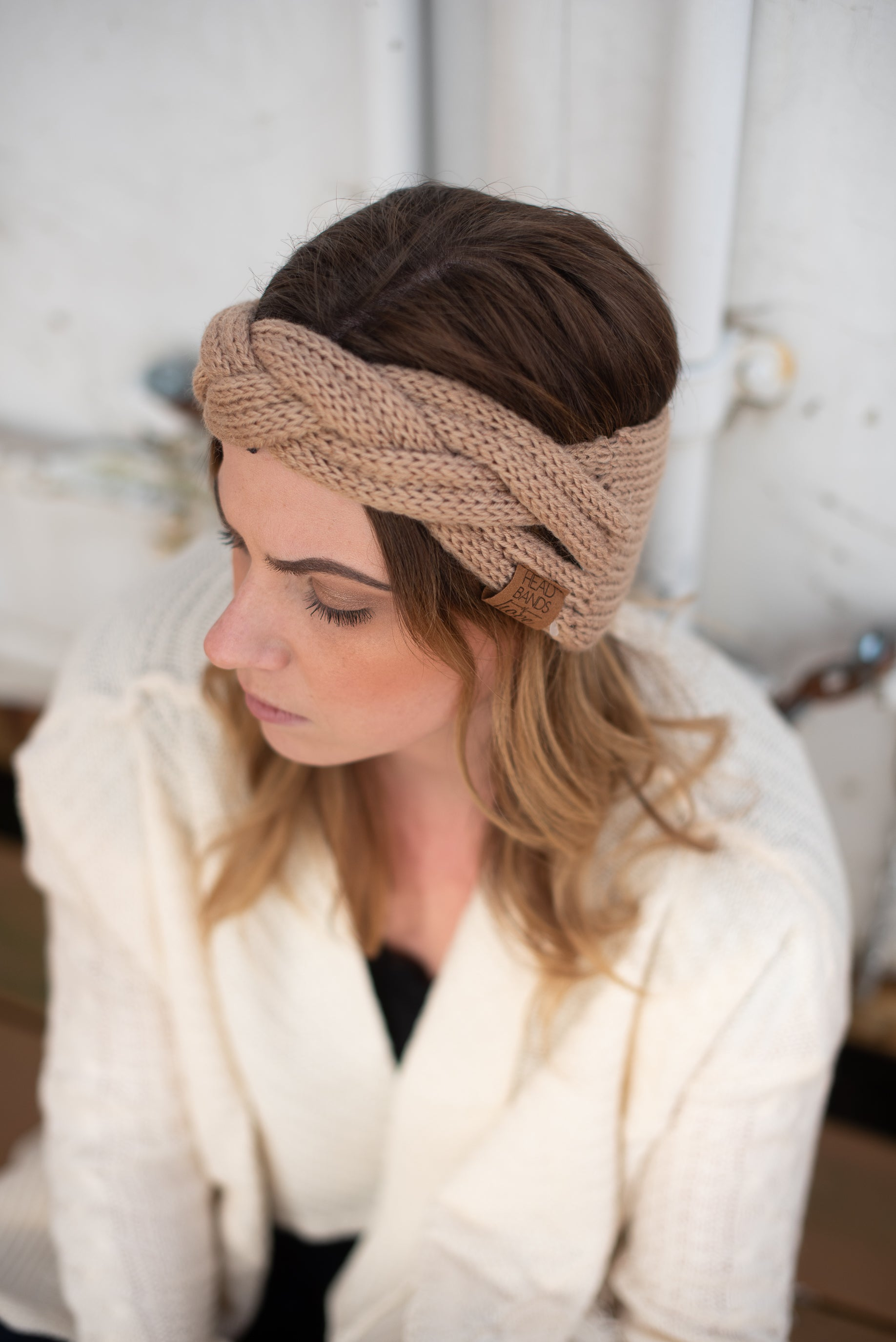 Winter Braid Headband