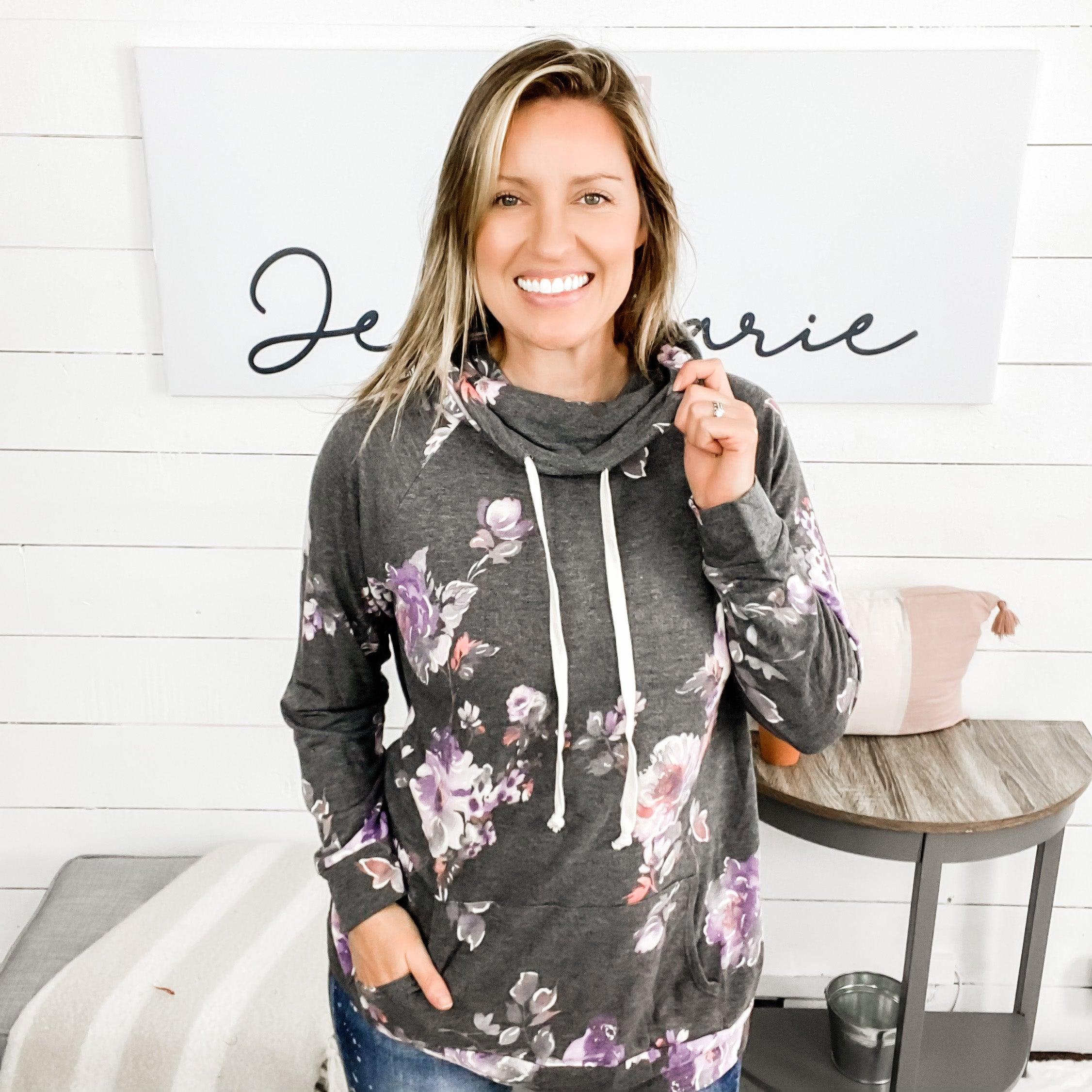 Pick Me Pullover Top