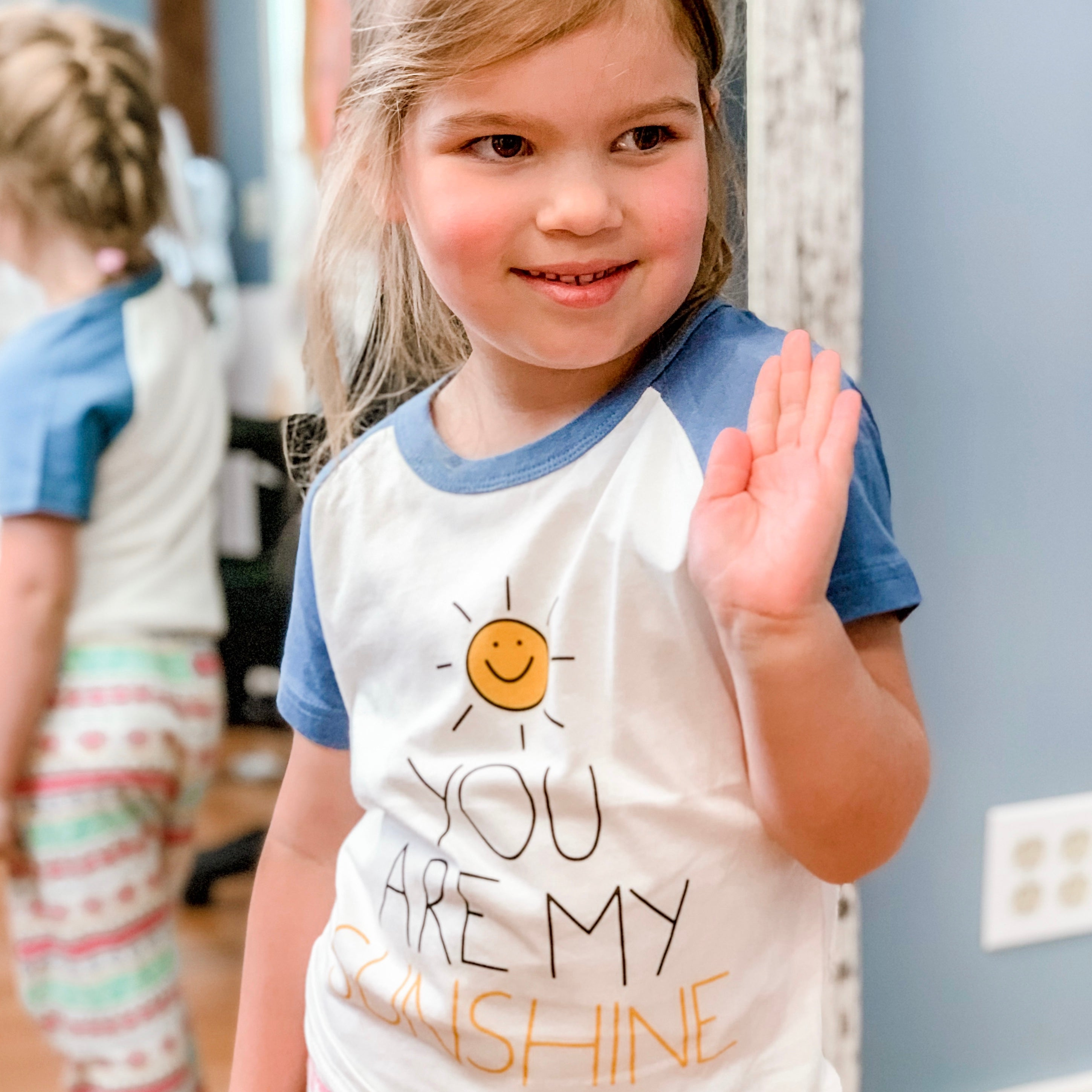 Kids You Are My Sunshine Graphic Tee