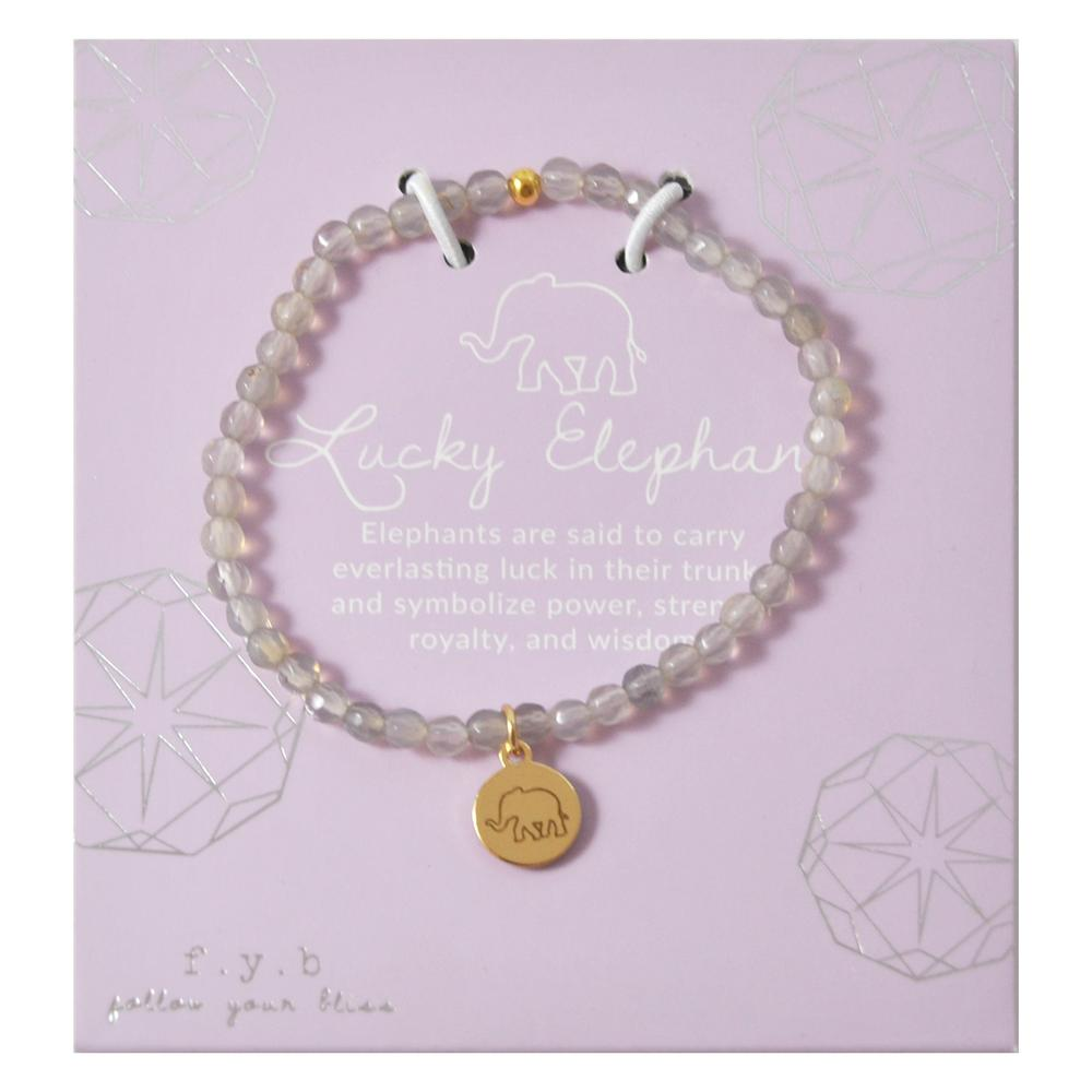 f.y.b Beaded Bracelets with Charms