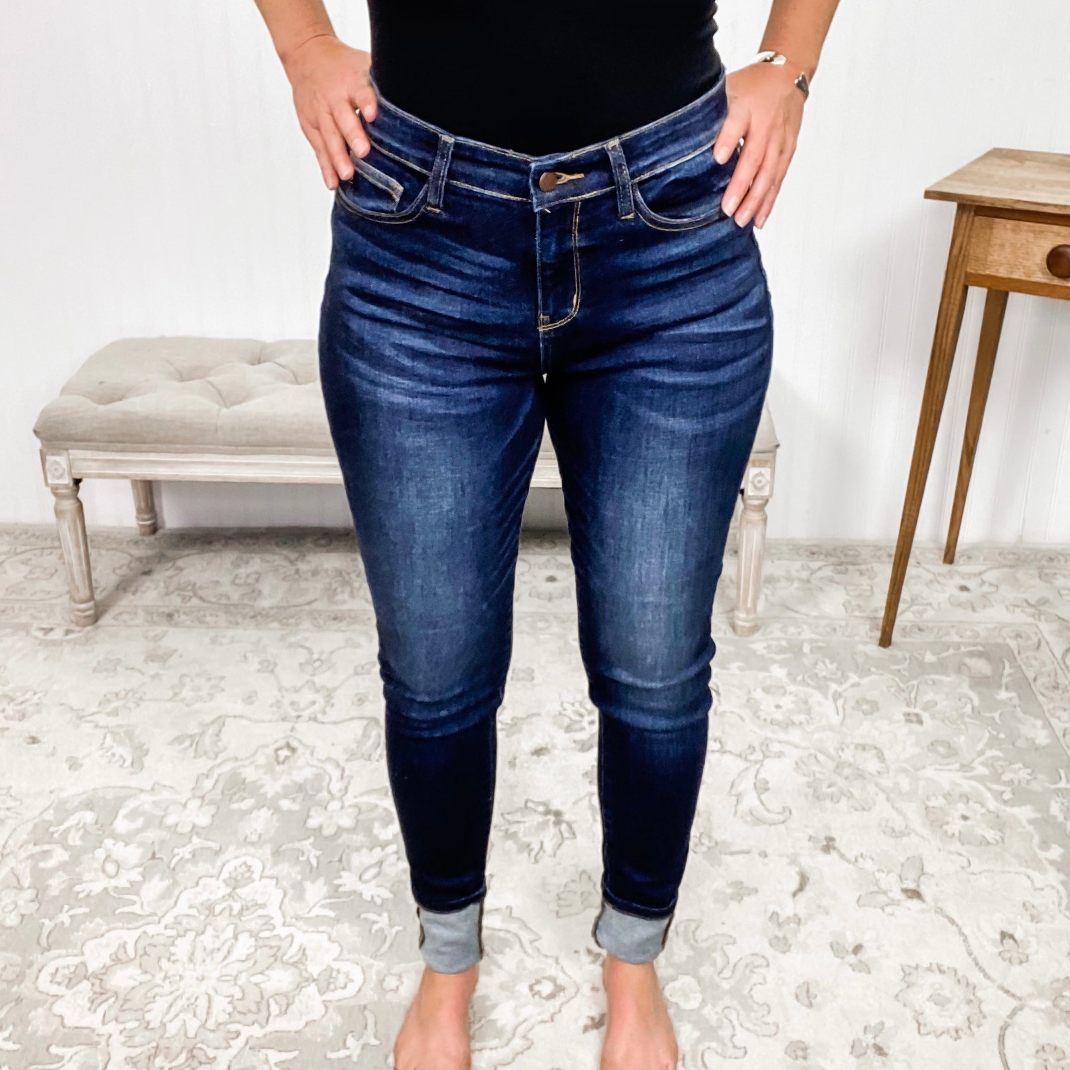 It's All About The Cuff Judy Blue Jeans