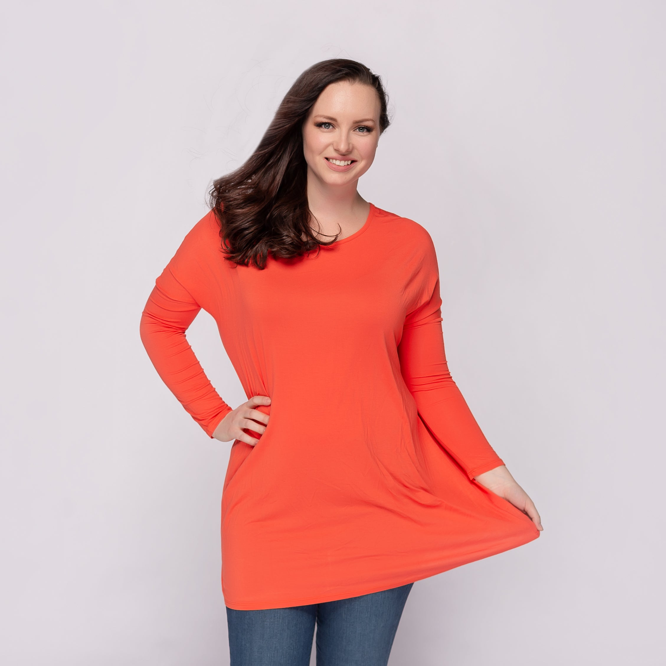 Long Sleeved Tunic *Final Sale*