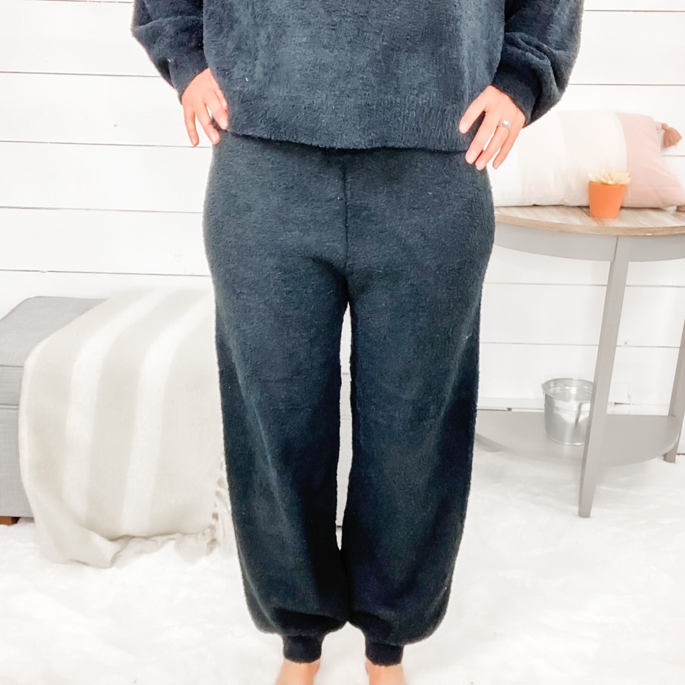 BLACK FRIDAY-Super Soft Lounge Pants w/ Back Pocket
