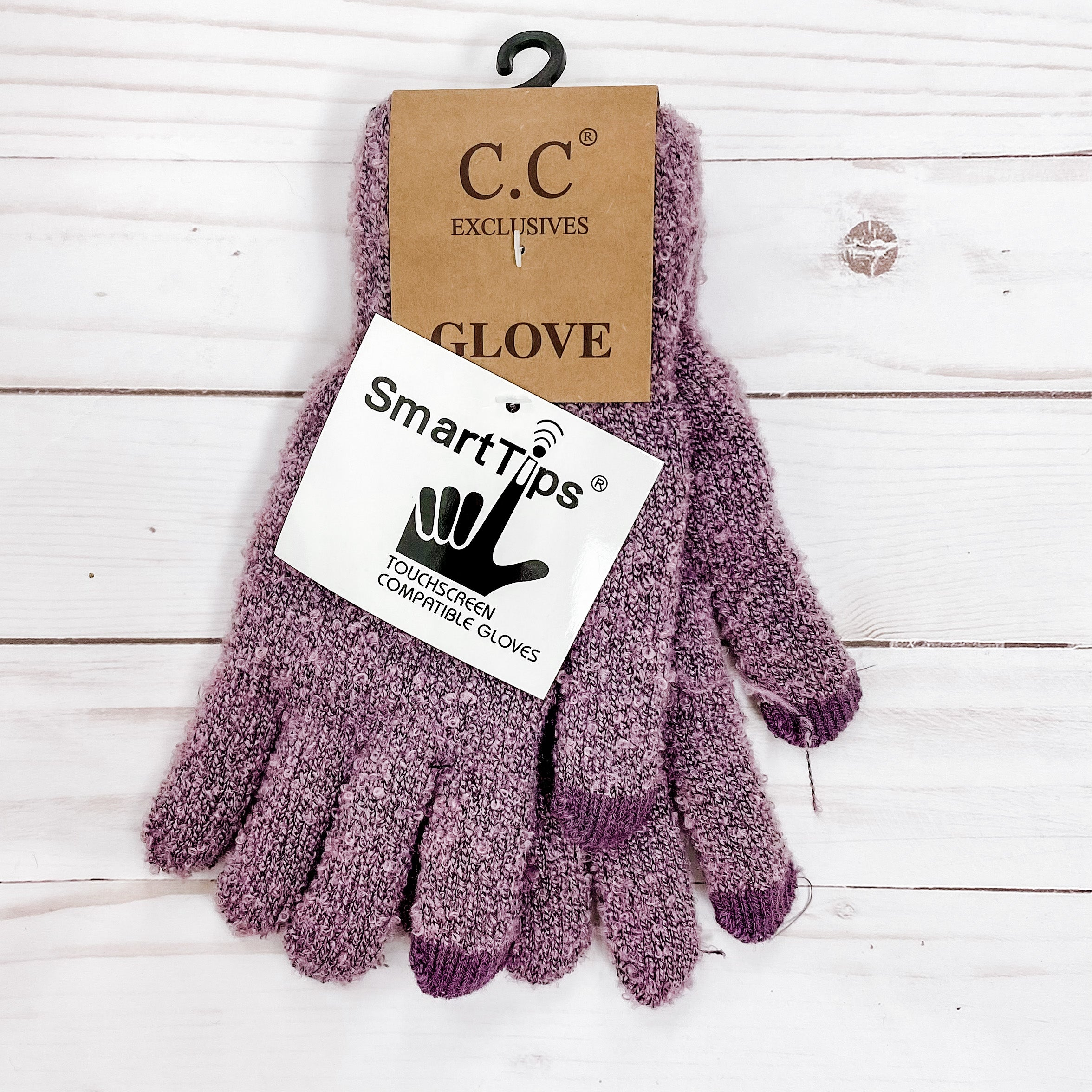 Cozy Fingers Gloves