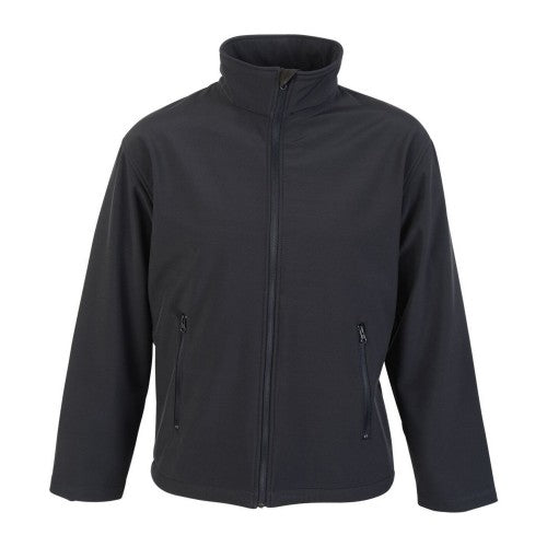 Front - Absolute Apparel Mens Classic Softshell
