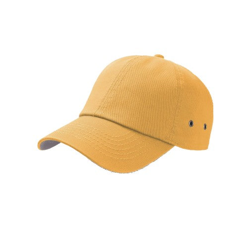 Front - Atlantis Action 6 Panel Chino Baseball Cap