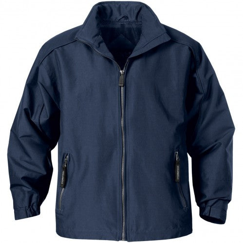Front - Stormtech Mens Horizon Shell Durable Water Resistant Jacket
