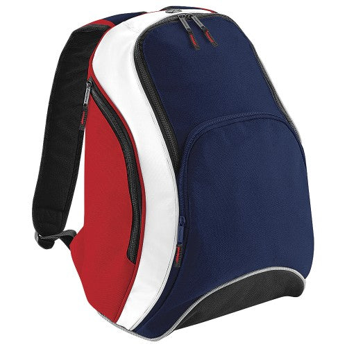 Front - Bagbase Teamwear Backpack / Rucksack (21 Litres)