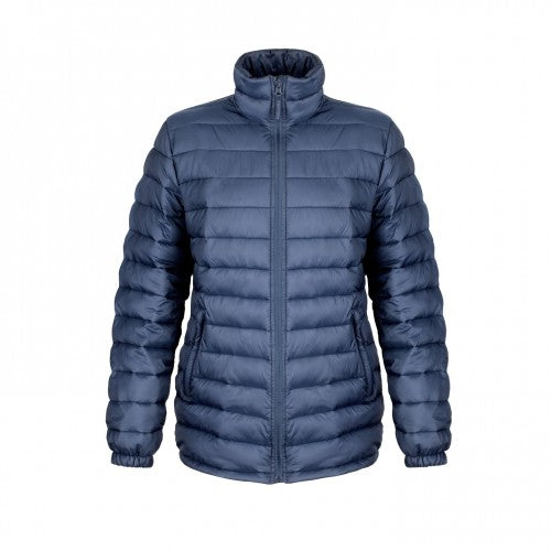 Front - Result Ladies/Womens Ice Bird Padded Jacket (Water Repellent & Windproof)