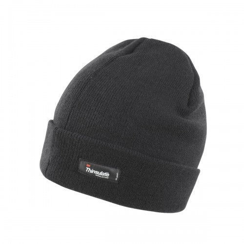 Front - Result Unisex Lightweight Thermal Winter Thinsulate Hat (3M 40g)