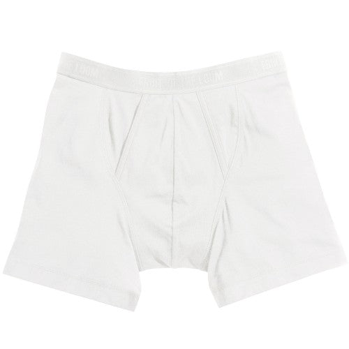 Front - Fruit Of The Loom Mens Classic Boxer Shorts (Pack Of 2)