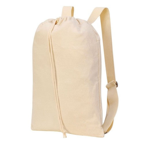 Front - Shugon Sheffield Cotton Backpack