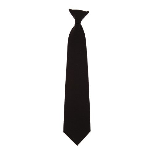 Front - Yoko Clip-On Tie (Pack of 4)