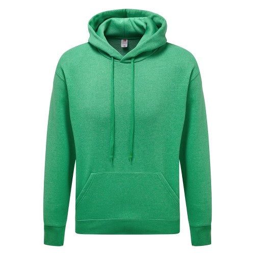 Front - Fruit of the Loom Mens R Hoodie