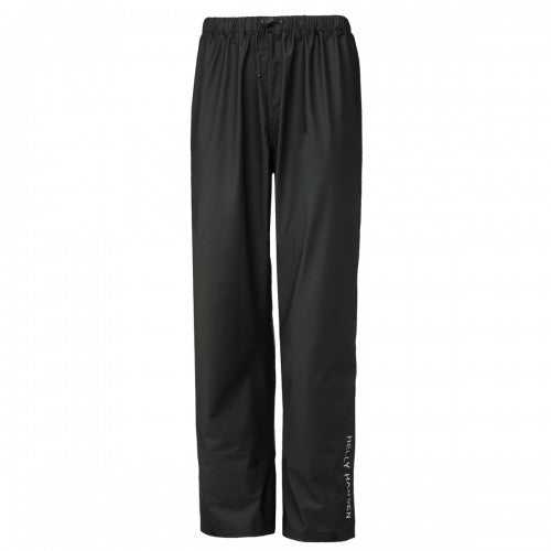 Front - Helly Hansen Voss Waterproof Trouser Pants / Mens Workwear