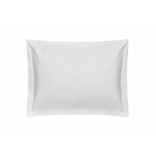 Front - Belledorm Premium Blend 500 Thread Count Oxford Pillowcase