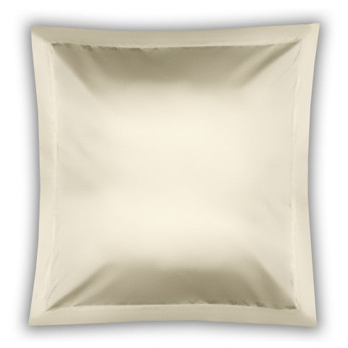 Front - Belledorm Pima Cotton 450 Thread Count Oxford Continental Pillowcase