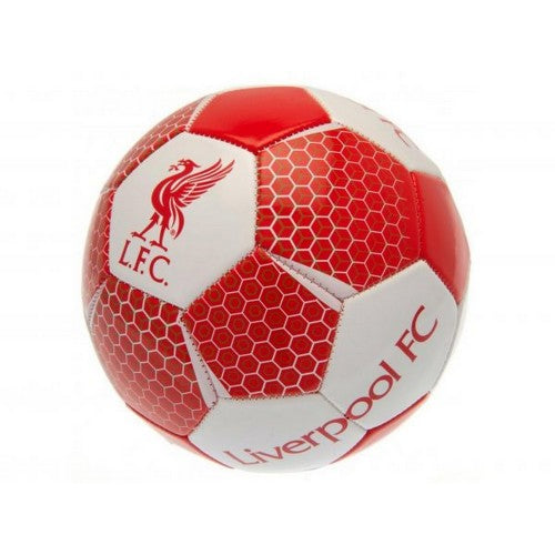 Front - Liverpool FC Vortex Size 1 Mini Ball