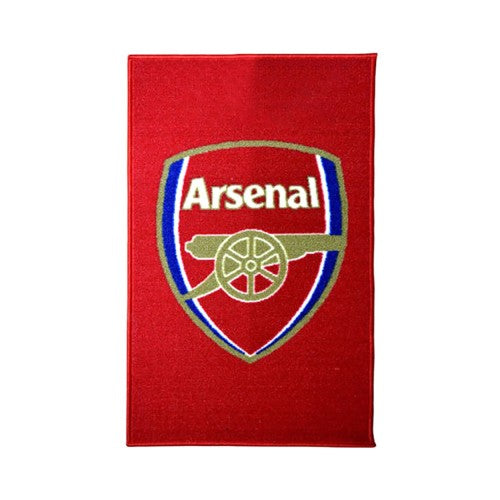 Front - Arsenal FC Official Football Crest Rug