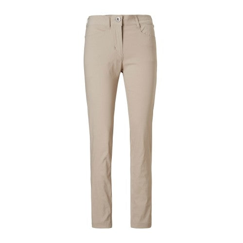 Front - Craghoppers Womens Adventure Trousers