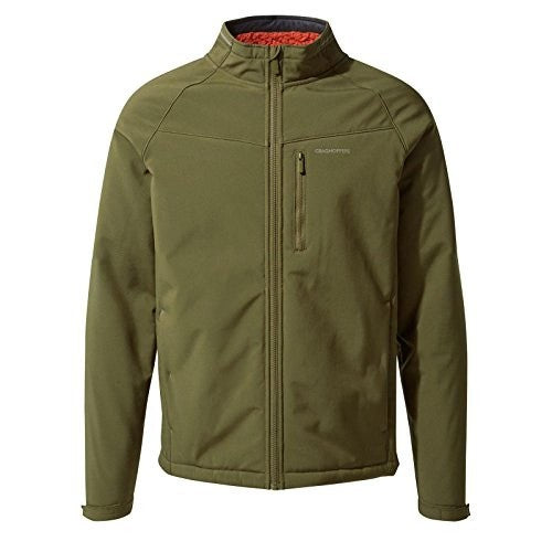 Front - Craghoppers Mens Roag SoftShell Jacket