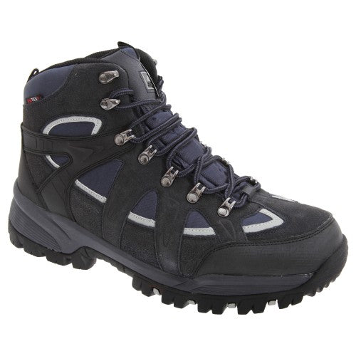 Front - Johnscliffe Mens Andes Hiking Boots