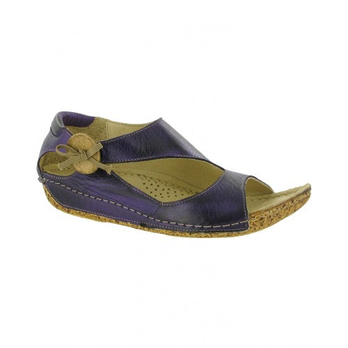 Front - Riva Cartier Leather / Womens Sandals