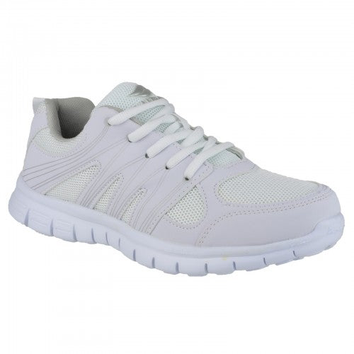 Front - Mirak Milos Lace Mens Sports Shoe / Mens Trainers